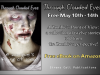 FREE Download: Through Clouded Eyes | May 10-14 | Only on Amazon!