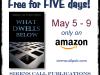 FREE Download: What Dwells Below | May 5- 9 | Only onAmazon!